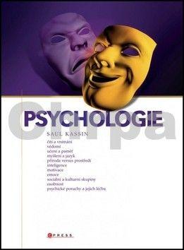 Saul Kassin: Psychologie cena od 1359 Kč