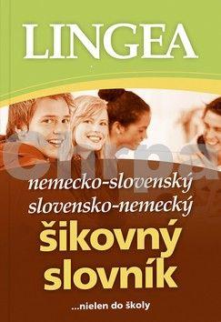 Lingea Nemecko-slovenský slovensko-nemecký šikovný slovník cena od 192 Kč