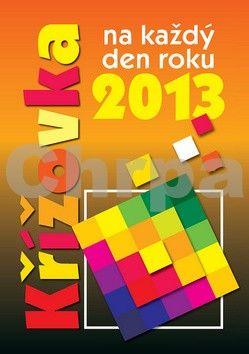 Ottovo nakladatelství Křížovka na každý den roku 2013 cena od 69 Kč