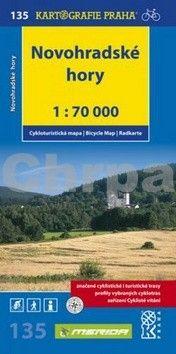 Novohradské hory 1: 70 000 cena od 59 Kč