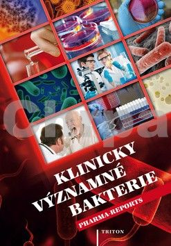 Pharma Reports: Klinicky významné bakterie cena od 139 Kč