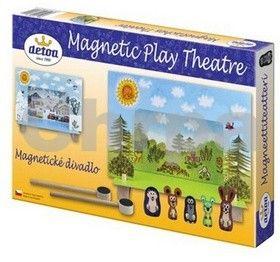 DETOA Magnetické divadlo Krtek cena od 281 Kč