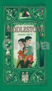Pavel Horna: Middlestone. Kniha třetí cena od 188 Kč