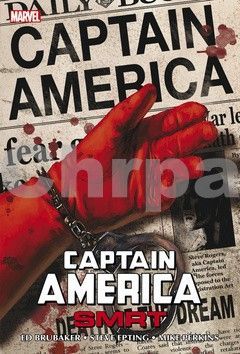 Ed Brubaker, Steve Epting: Captain America - Smrt cena od 686 Kč
