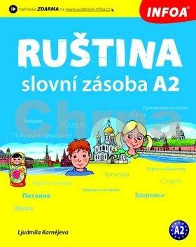 Karnějeva Ljudmila: Ruština - Slovní zásoba A2 cena od 218 Kč
