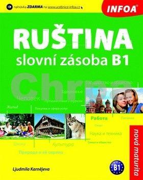 Karnějeva Ljudmila: Ruština - Slovní zásoba B1 cena od 218 Kč