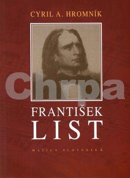 Cyril A. Hromník: František List cena od 68 Kč