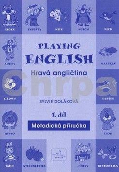 INFOA Playing English Hravá angličtina 1 cena od 56 Kč