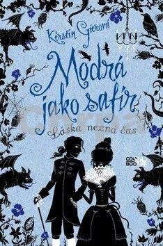 Kerstin Gier: Modrá jako Safír cena od 254 Kč
