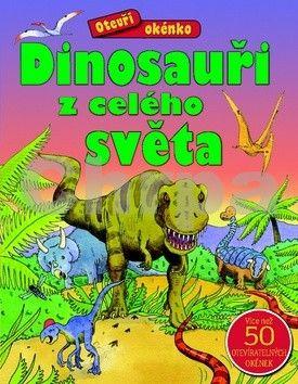 Dinosauři z celého světa cena od 79 Kč