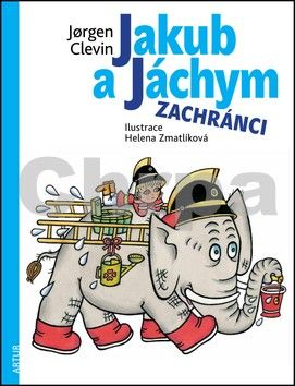 Jørgen Clevin: Jakub a Jáchym - Zachránci - 2. vydání cena od 149 Kč