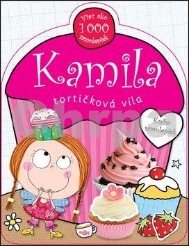 Svojtka Kamila tortičková víla cena od 130 Kč