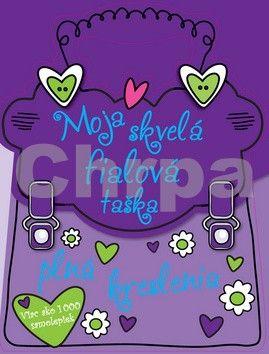 Svojtka Moja skvelá fialová taška plná kreslenia cena od 133 Kč