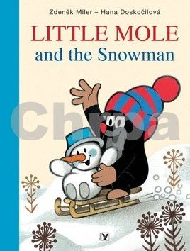 XXL obrazek Zdeněk Miler, Hana Doskočilová: Little Mole and the Snowman