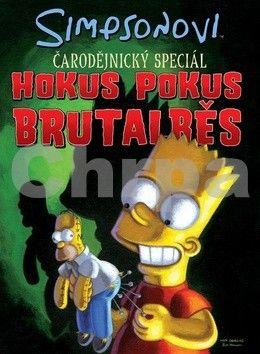 Matt Groening: Simpsonovi: Hokus pokus brutálběs cena od 227 Kč