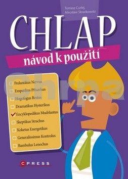 Miroslaw Slowikowski, Tomasz Curlej: Chlap - návod k použití cena od 69 Kč