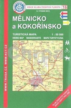 KČT 16 Mělnicko a Kokořínsko cena od 49 Kč