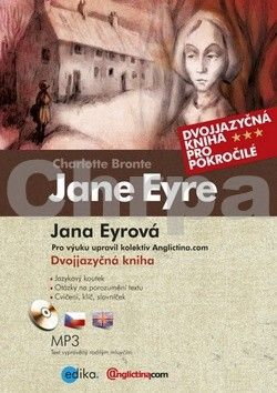 Charlotte Bronte: Jana Eyrová - Jane Eyre cena od 182 Kč