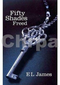 E.L. James: Fifty Shades Freed 3 (v anglickém jazyce) cena od 202 Kč