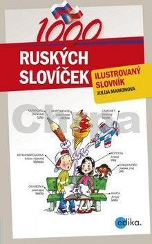 Julija Mamonova: 1000 ruských slovíček cena od 169 Kč
