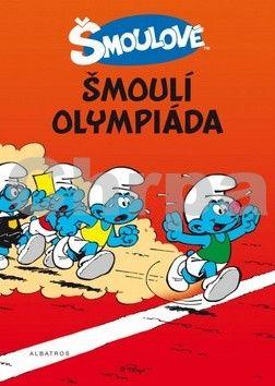Peyo: Šmoulí olympiáda - komiks cena od 105 Kč