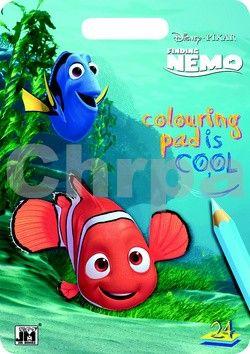 Hledá se Nemo Kreativní blok cena od 0 Kč