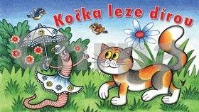 Marcela Walterová: Kočka leze dírou cena od 38 Kč