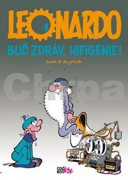 Bob de Groot, Turk: Leonardo 4 - Buď zdráv hi-fi génie! cena od 103 Kč