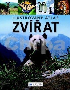 Ilustrovaný atlas zvířat cena od 332 Kč