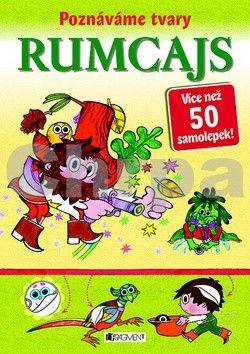 Radek Pilař: Rumcajs - Poznáváme tvary – více než 50 samolepek cena od 72 Kč