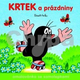 Zdeněk Miler: Krtek a prázdniny cena od 24 Kč