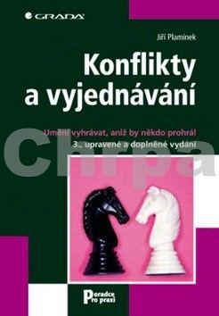 Jiří Plamínek: Konflikty a vyjednávání - Umění vyhrávat, aniž by někdo prohrál - 3. vydání cena od 159 Kč