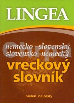 Lingea Nemecko-slovenský slovensko-nemecký vreckový slovník cena od 214 Kč
