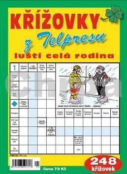 Křížovky luští celá rodina 2/2012 cena od 0 Kč