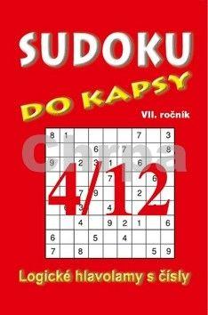 Sudoku do kapsy 4/2012 cena od 20 Kč