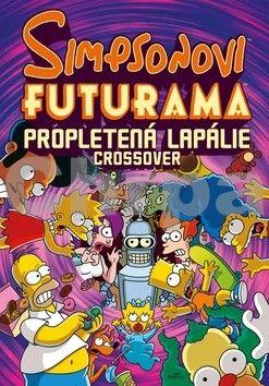 Matt Groening: Simpsonovi / Futurama: Propletená lapálie cena od 407 Kč