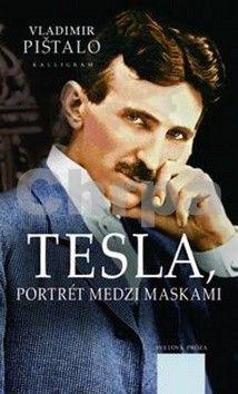 KALLIGRAM Tesla, portrét medzi maskami cena od 231 Kč