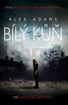 Alex Adams: Bílý kůň cena od 28 Kč