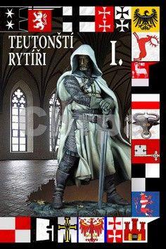 Wolfgang Schwangen, František Kuník: Teutonští rytíři I. cena od 104 Kč