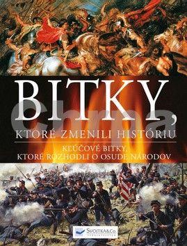 Svojtka Bitky, ktoré zmenili históriu cena od 764 Kč