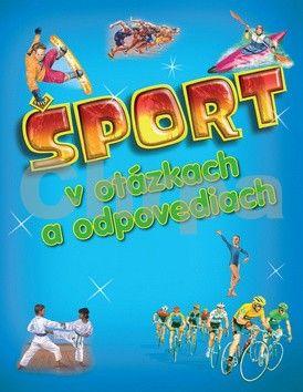 Svojtka Šport v otázkach a odpovediach cena od 190 Kč