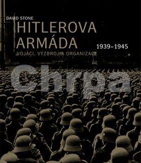 David Stone: Hitlerova armáda - David Stone cena od 663 Kč
