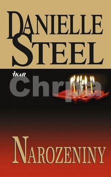Danielle Steel: Narozeniny cena od 78 Kč