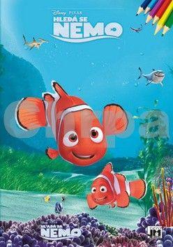 Hledá se Nemo omalovánka cena od 29 Kč