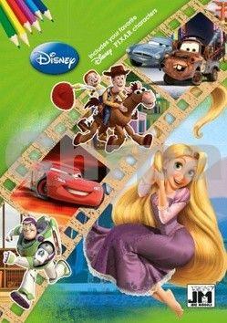 Disney filmy omalovánka cena od 0 Kč