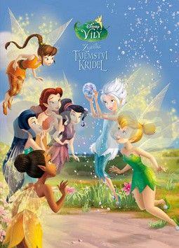 Walt Disney: Víly - Tajemství křídel - Filmový příběh cena od 169 Kč