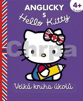 EGMONT Anglicky s Hello Kitty cena od 59 Kč