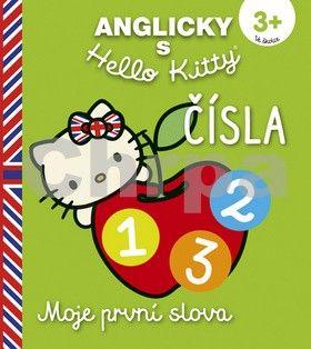 Anglicky s Hello Kitty - Čísla cena od 39 Kč