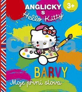 Sanrio: Hello Kitty - Barvy - leporelo (angličtina s Hello Kitty) cena od 40 Kč