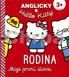 Sanrio: Hello Kitty - Rodina - leporelo (angličtina s Hello Kitty) cena od 40 Kč